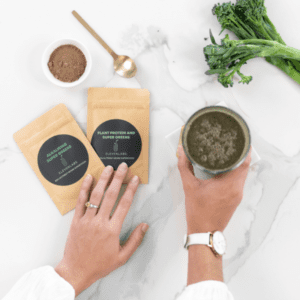 ElevenLabs Plant Protein and Super Greens