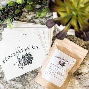 elderberry wellness tea the elderberry co