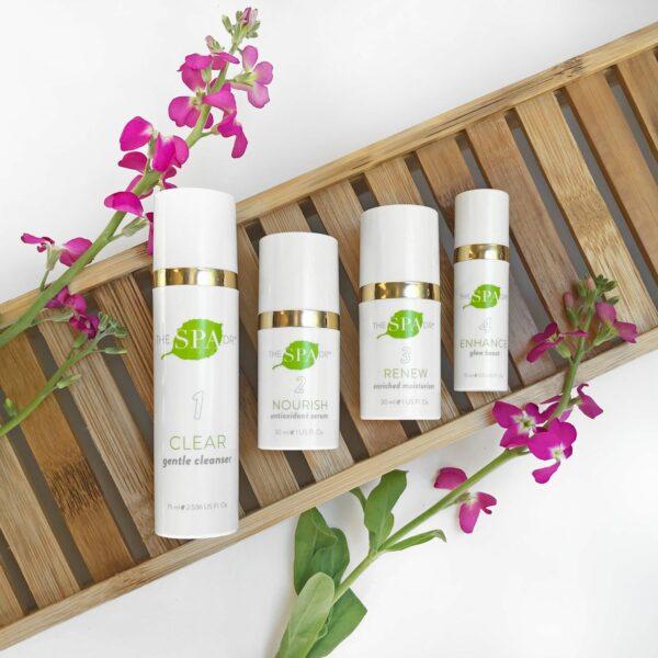 spa dr daily essentials 2