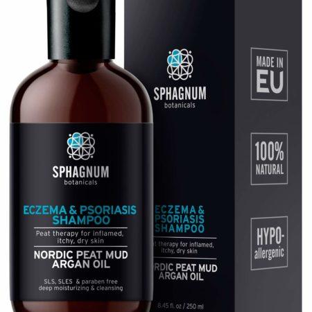 Sphagnum Botanicals shampoo and conditioner