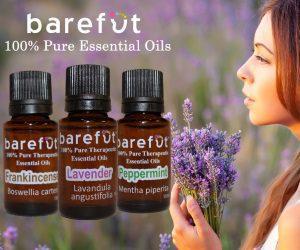 Barefut Essential Oils