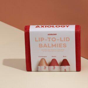 Axiology vegan balmies cotton candy skies lipstick dental hygienists abroad