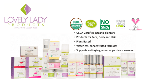 lovely lady products