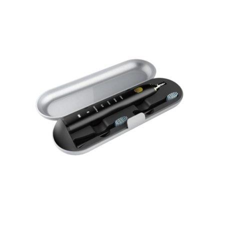 Smart toothbrush travel case