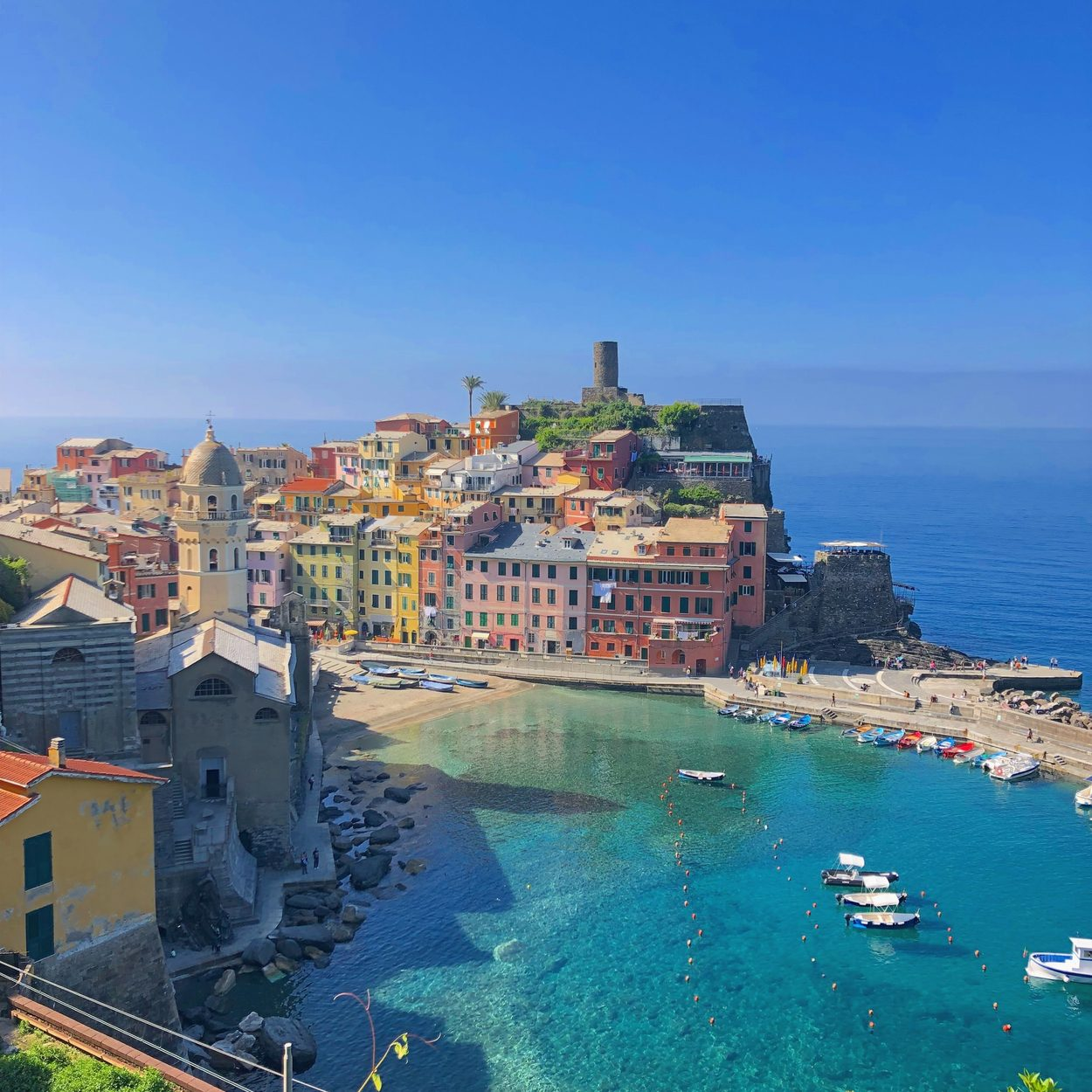 international dental hygiene in Italy