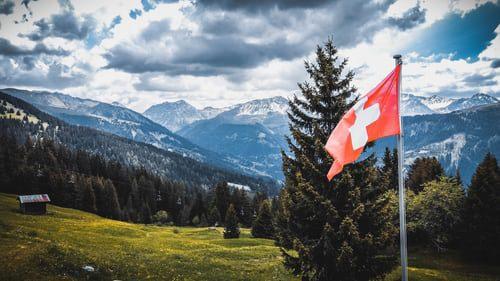 Switzerland Scenic Beauty