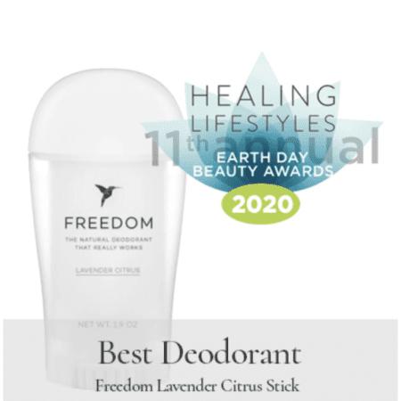 clean natural deodorant